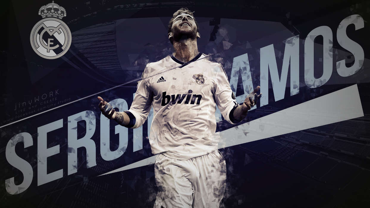 Download mobile wallpaper Sports, Football, Men, Sergio Ramos for free.