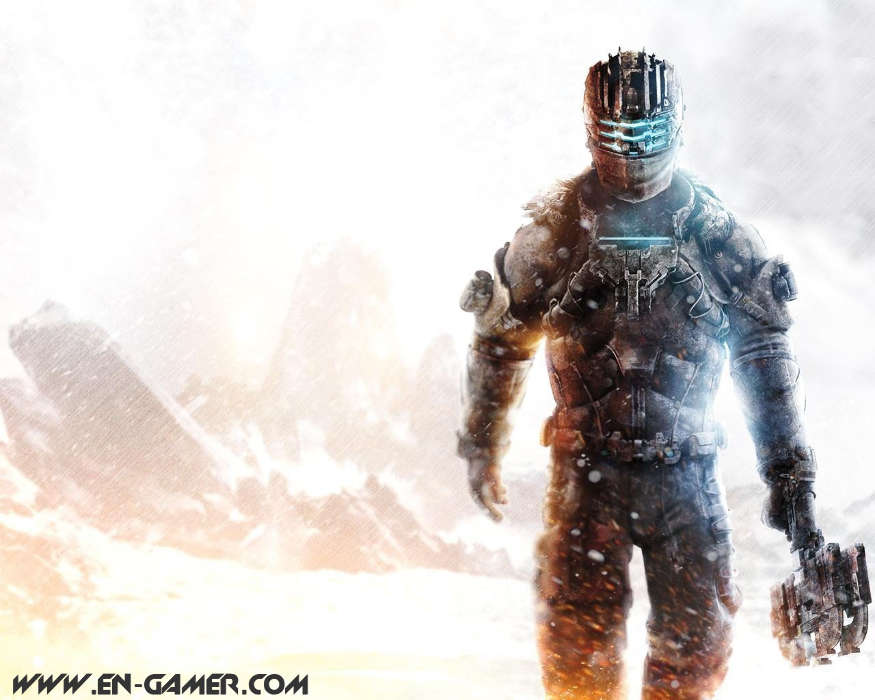 Download mobile wallpaper Games, Dead Space for free.