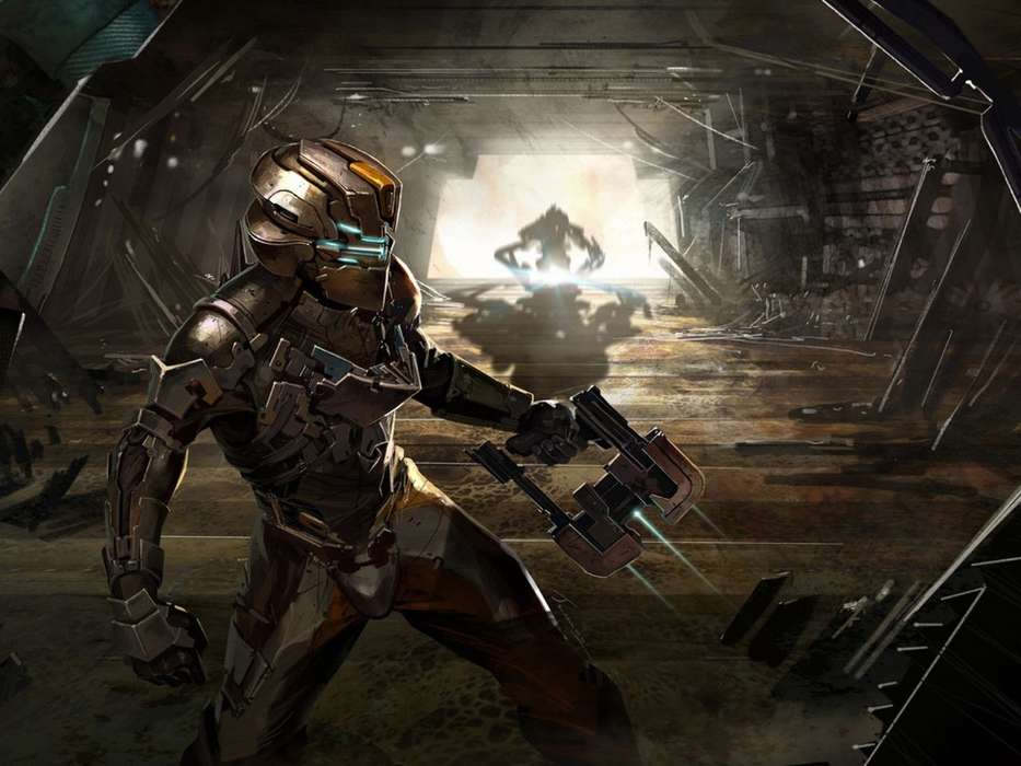 Download Mobile Wallpaper Games Dead Space Free 27763