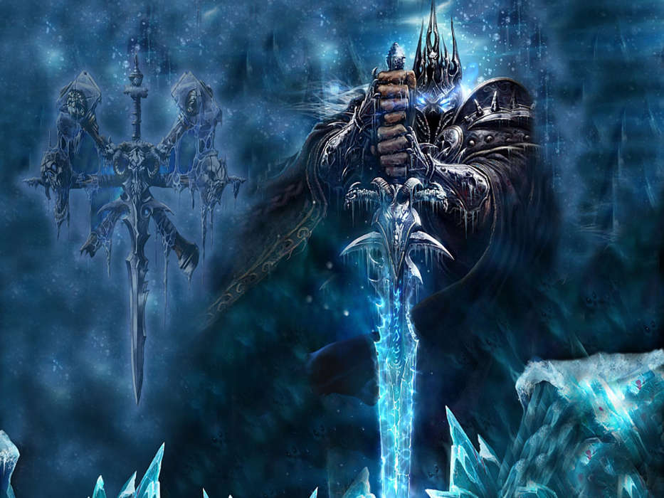 Download mobile wallpaper Games, Fantasy, World of WarCraft, WOW for free.