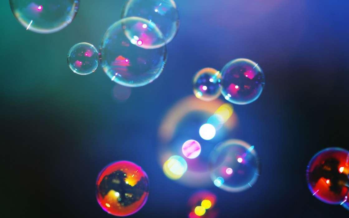 Виде, мыльные пузыри картинки на телефон