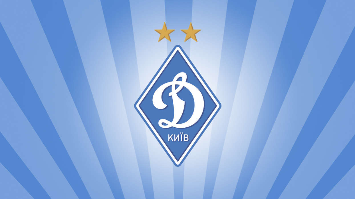 Download mobile wallpaper Sports, Background, Logos, Football, Dinamo for free.