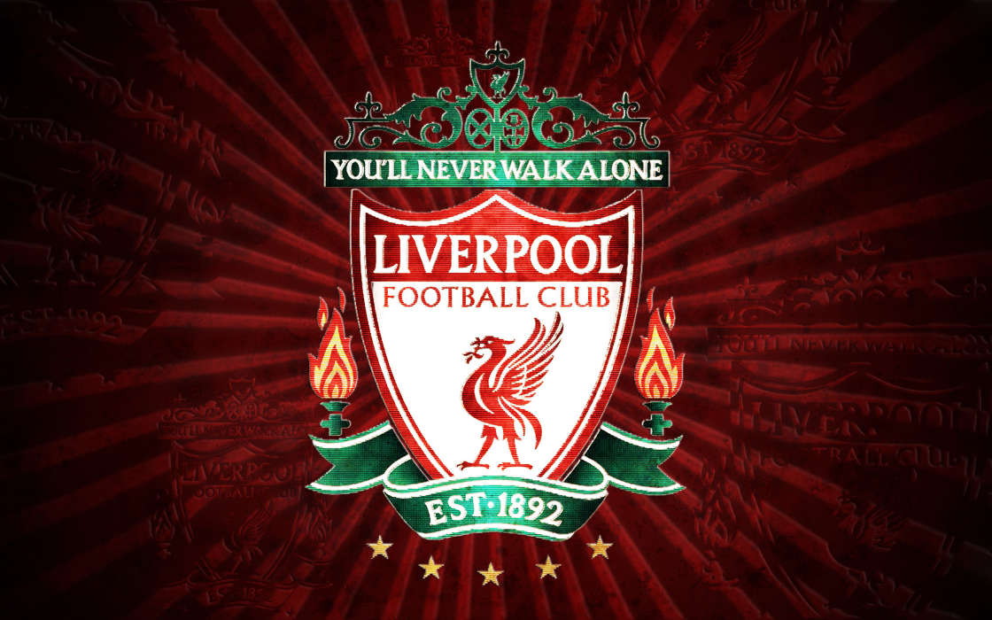 Download mobile wallpaper Sports, Background, Logos, Football, Liverpool for free.