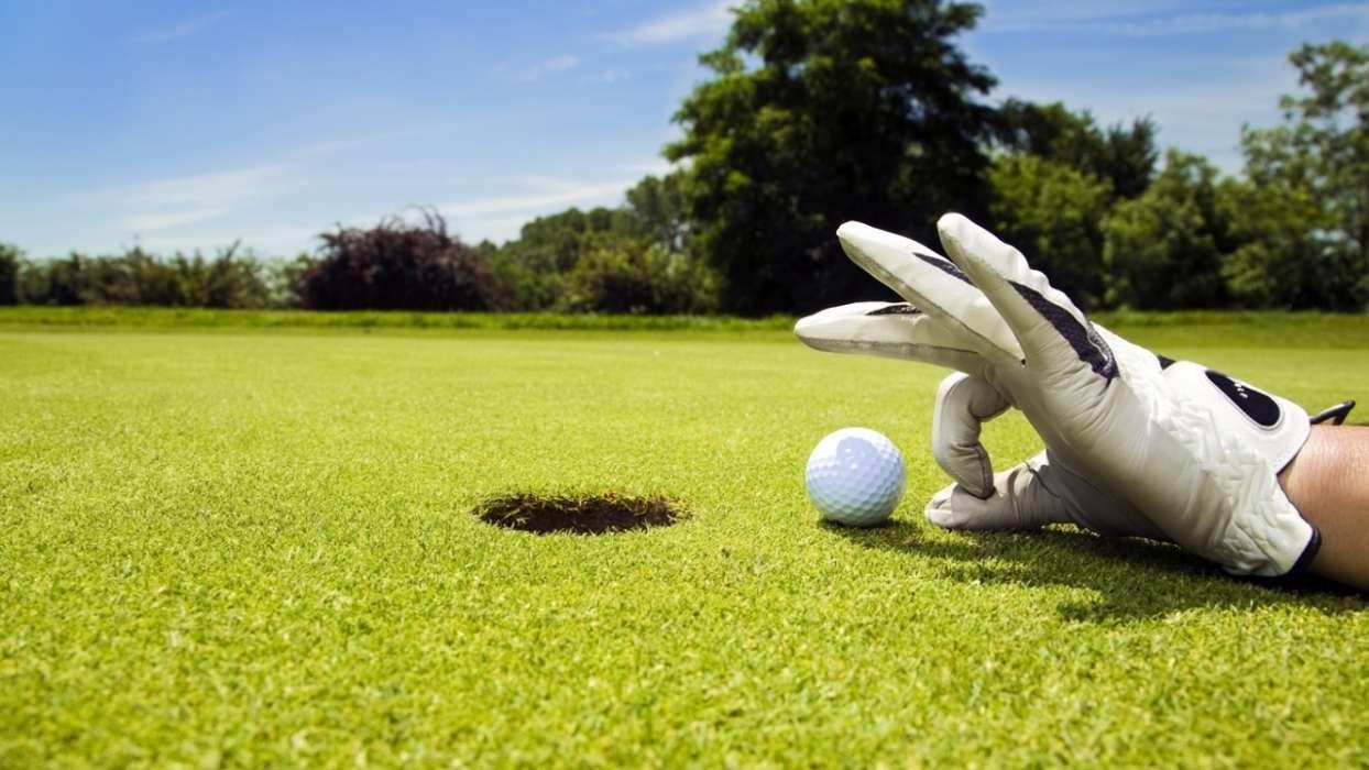イメージを携帯電話にダウンロード スポーツ 背景 ゴルフ 無料