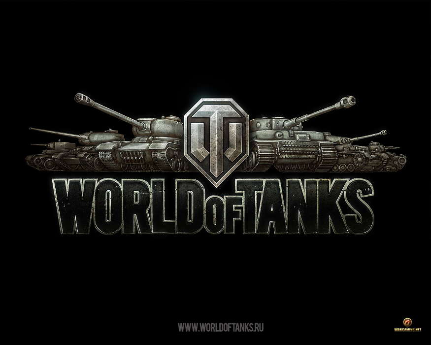 Download mobile wallpaper Games, Background, Logos, World of Tanks for free.