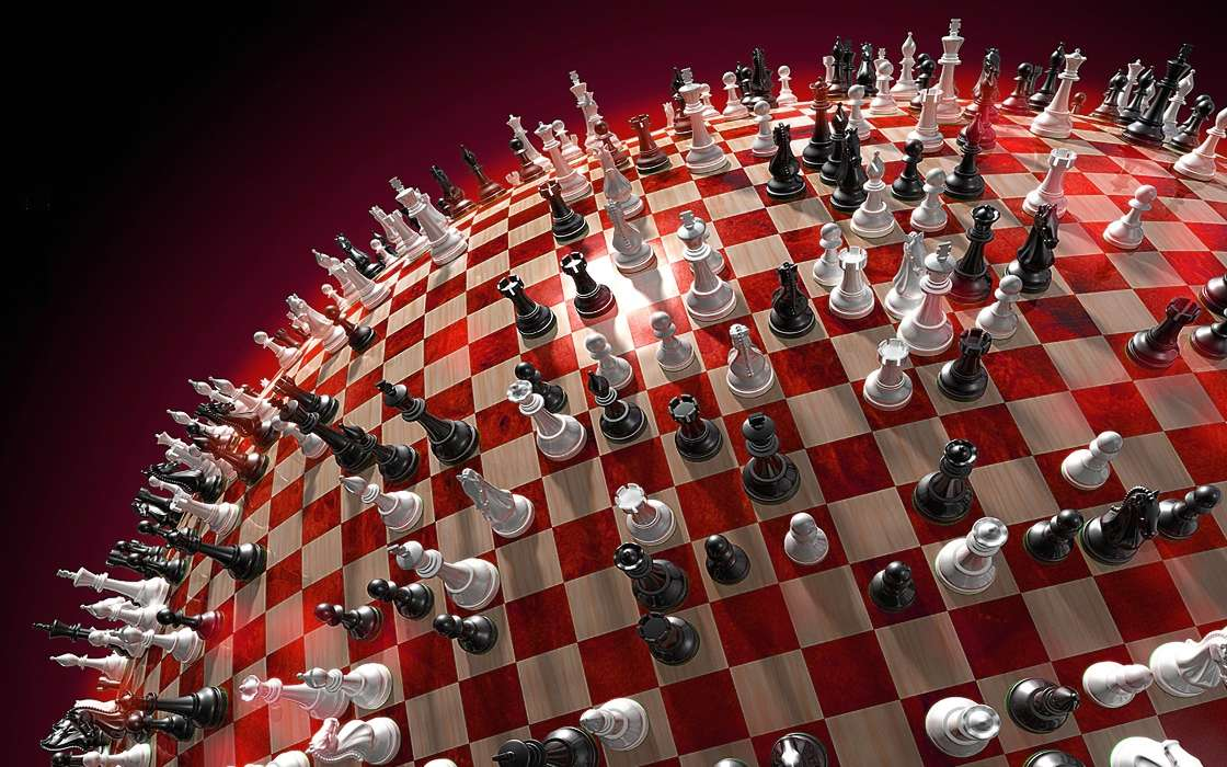 Download mobile wallpaper Games, Background, Chess for free.