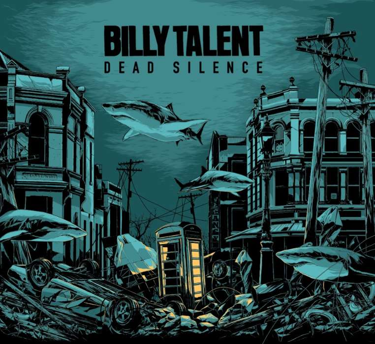 Download Mobile Wallpaper Music Background Billy Talent Free 17441