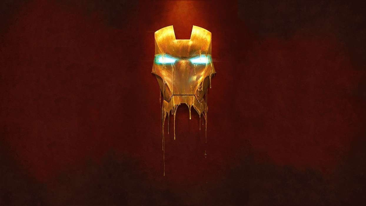 Download mobile wallpaper Cinema, Background, Iron Man for free.