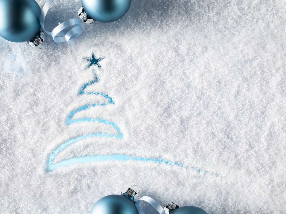 Download Bilder Für Das Handy Hintergrund Neujahr Schnee