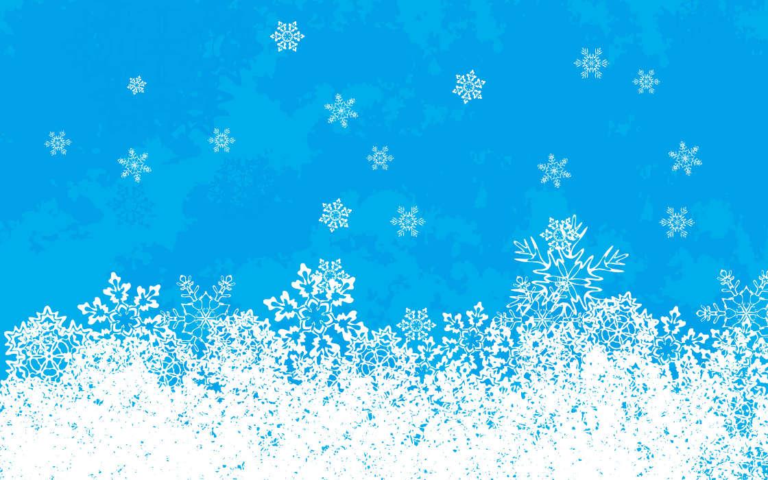 Download Bilder für das Handy: Winterreifen, Hintergrund, Neujahr ...