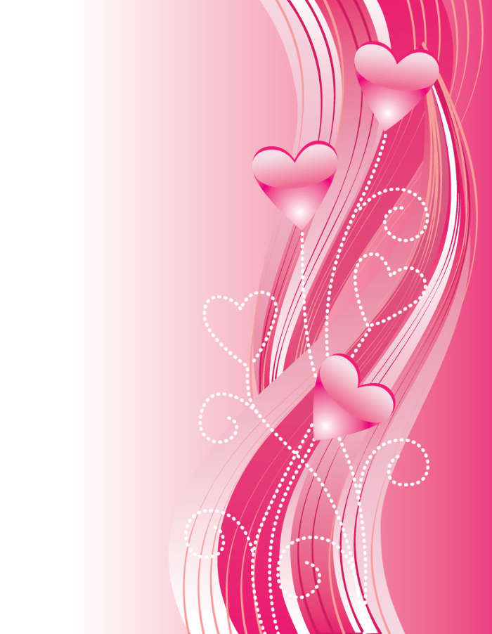Download mobile wallpaper Background, Hearts, Love, Valentine's day for free.