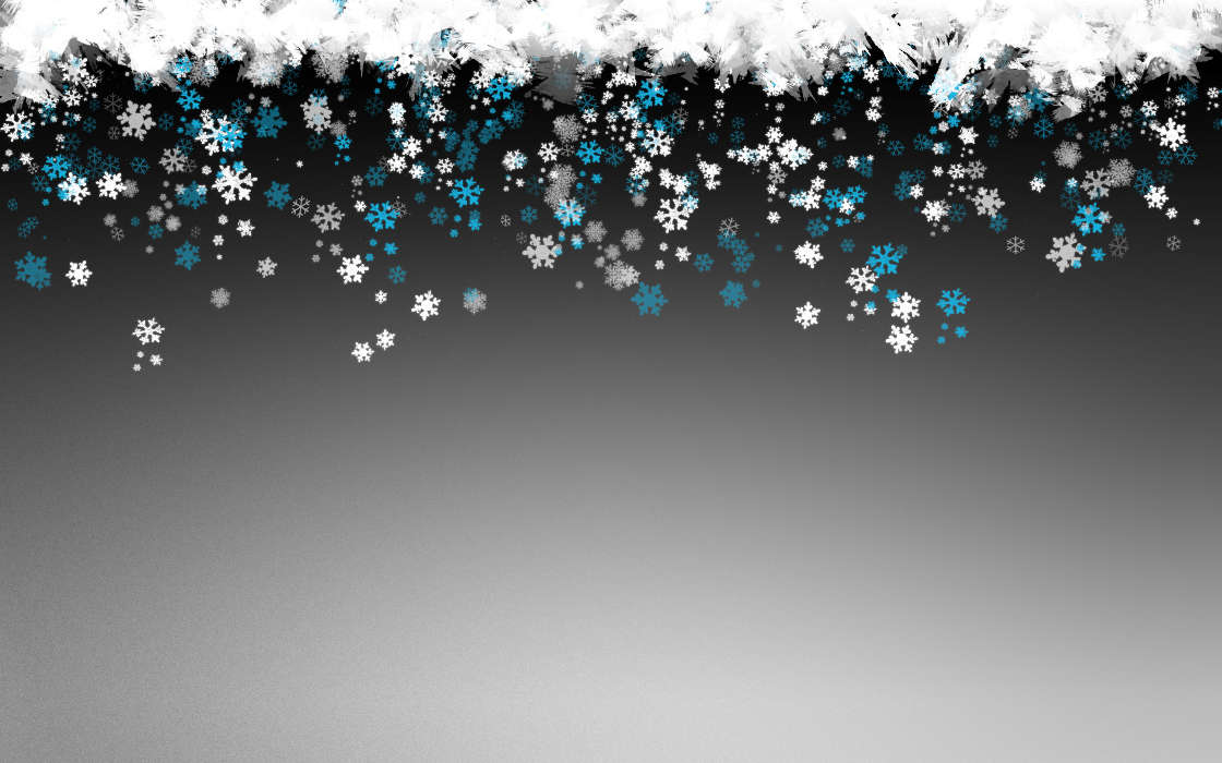 Download mobile wallpaper Winter, Background, Snowflakes for free.