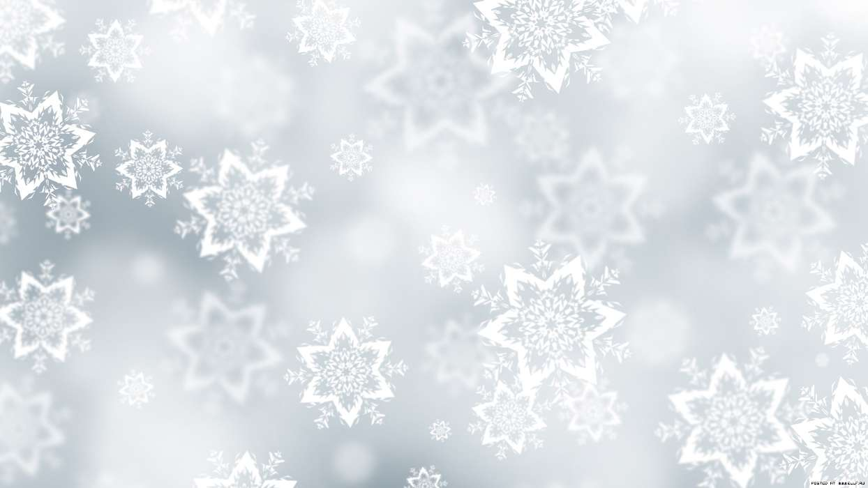 Download mobile wallpaper Winter, Background, Snowflakes, Patterns for free.