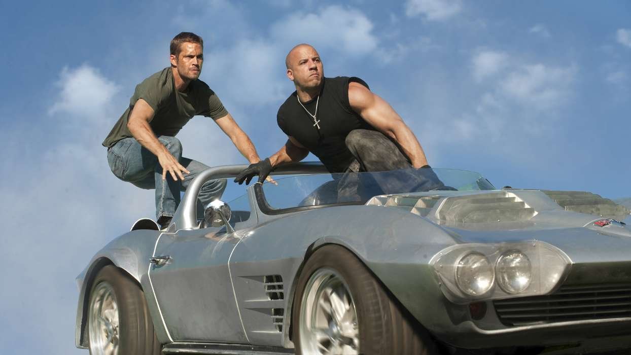 Download mobile wallpaper Cinema, People, Men, Vin Diesel, Fast & Furious for free.