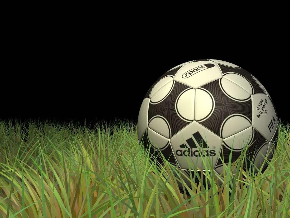Открытка футбола