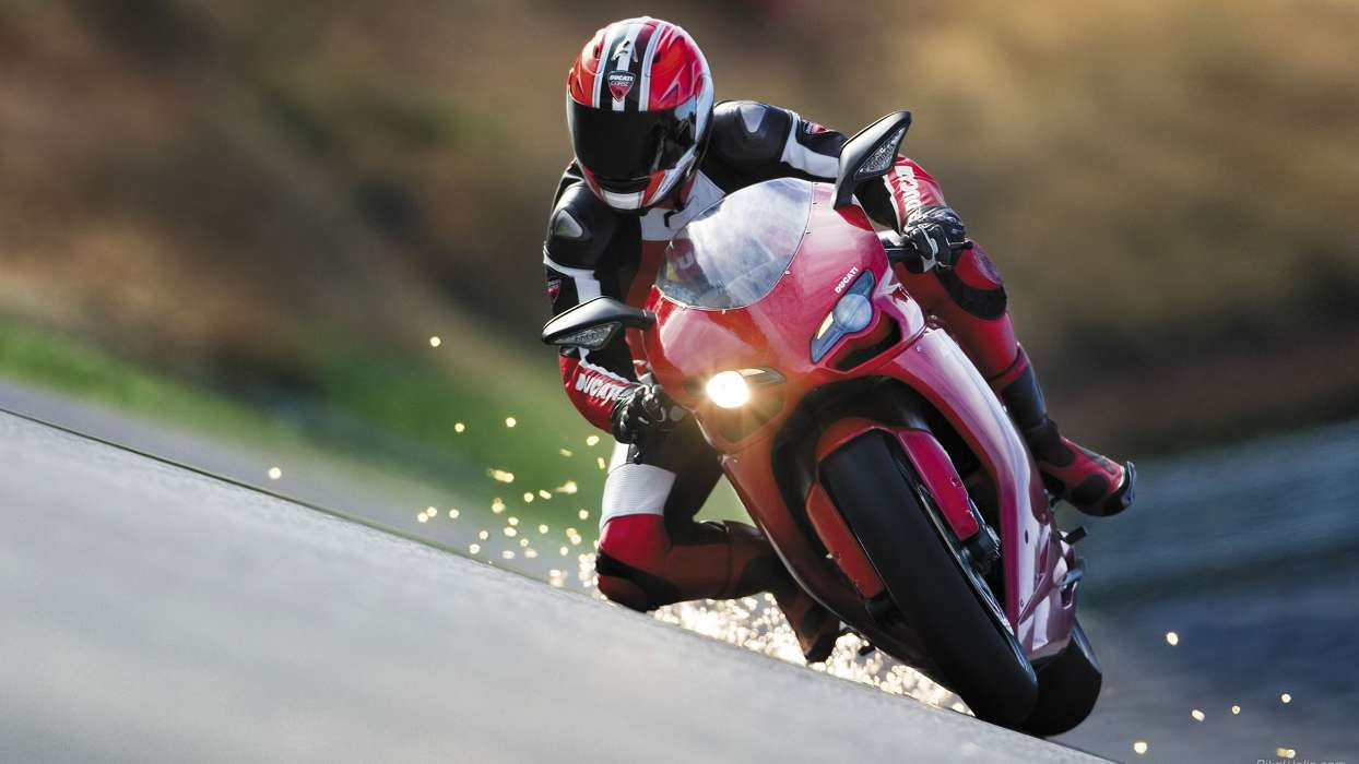 Download mobile wallpaper Sports, Races, Motorcycles for free.