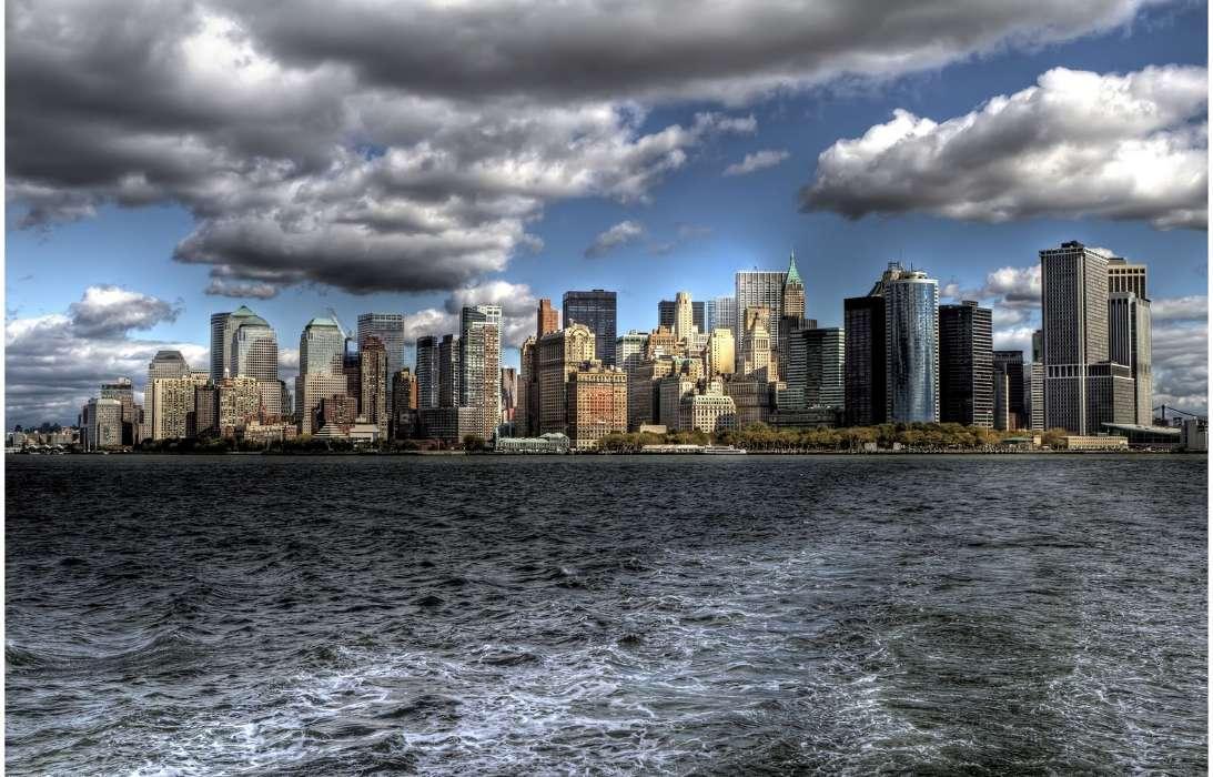 картинки города вдалеке обеспечивает свободный