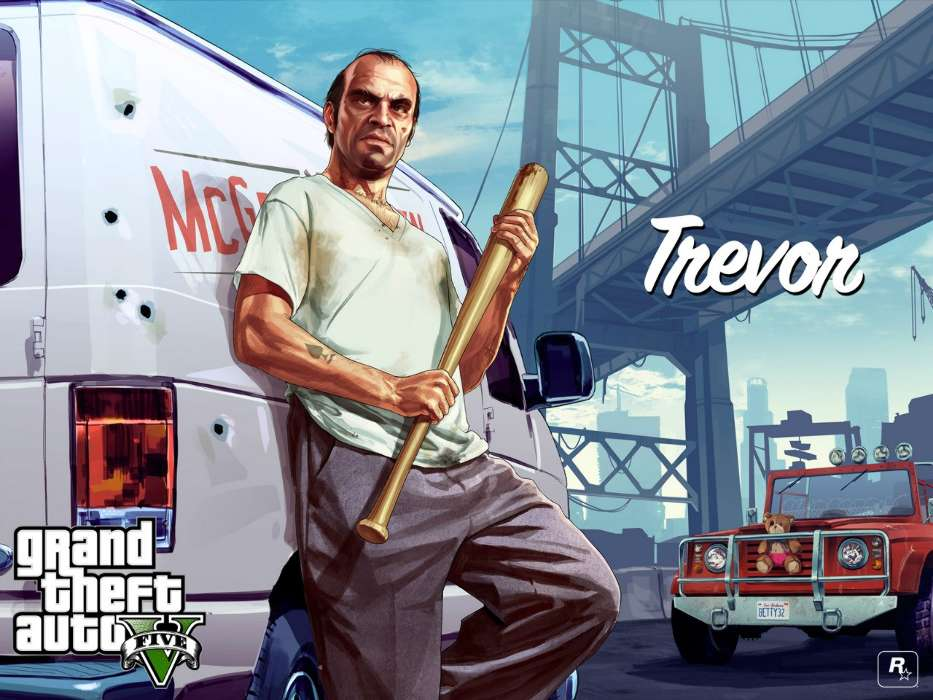Download mobile wallpaper Games, Grand Theft Auto (GTA) for free.