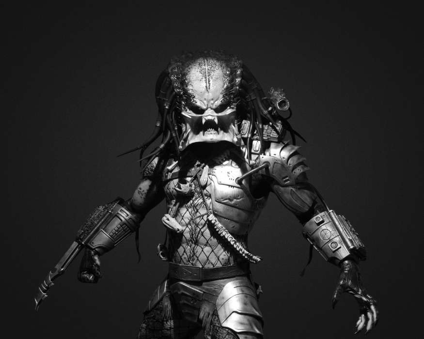 Download mobile wallpaper Cinema, Games, Predators, AVP: Alien vs. Predator for free.