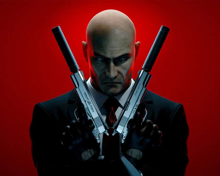 Download mobile wallpaper Games, Hitman for free.
