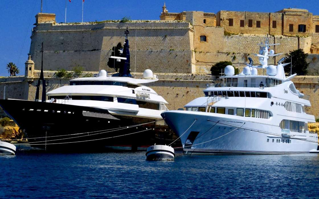 Download mobile wallpaper Transport, Yachts for free.