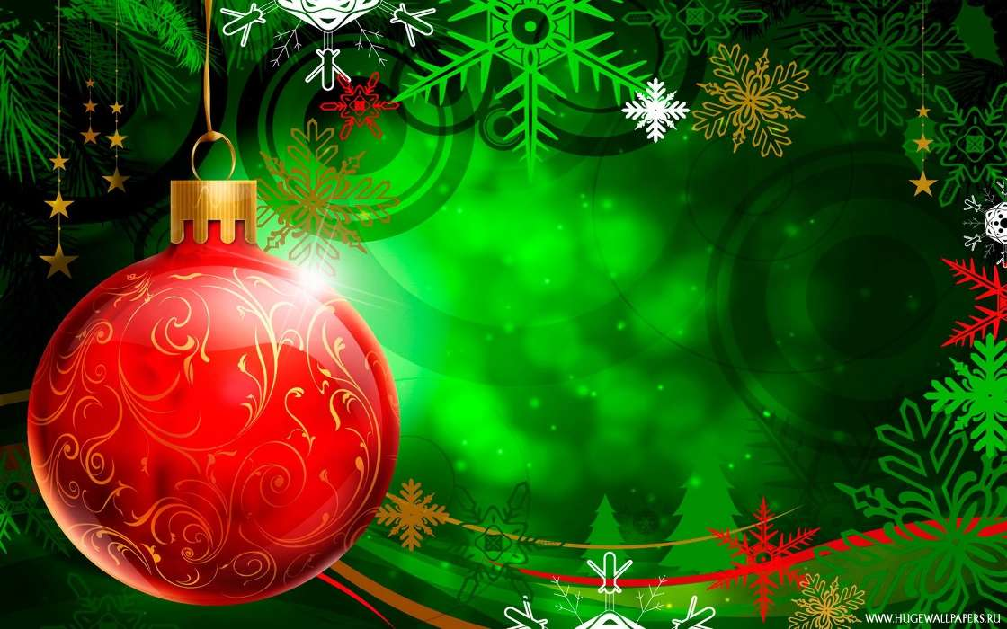 Download mobile wallpaper New Year, Toys, Christmas, Xmas, Pictures for free.