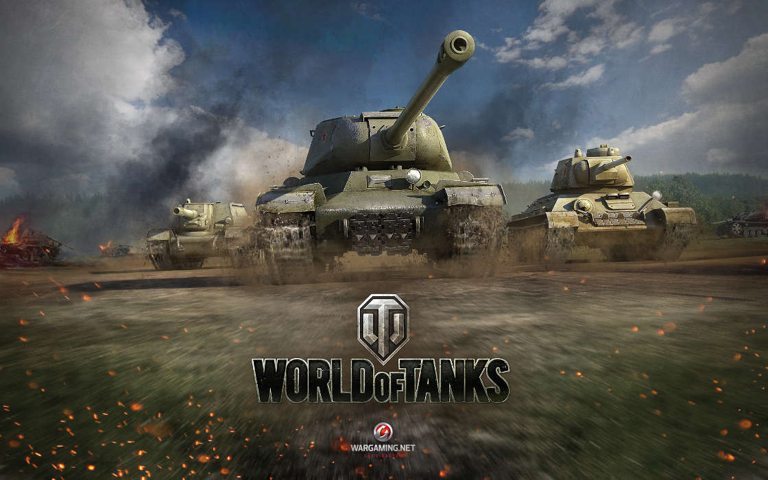 Download mobile wallpaper Games, Tanks, World of Tanks for free.