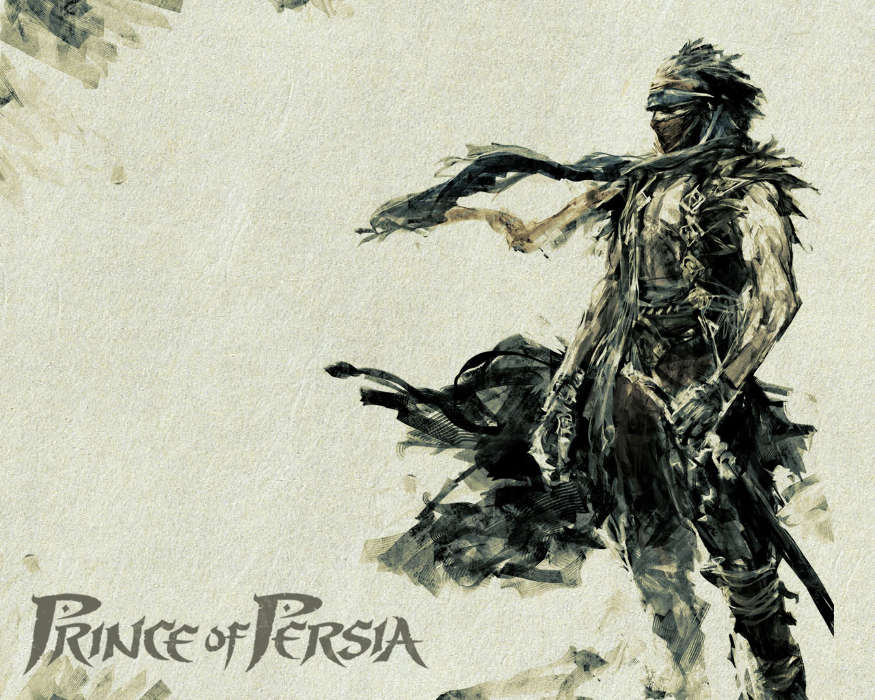 Download mobile wallpaper Games, Prince of Persia, Pictures for free.