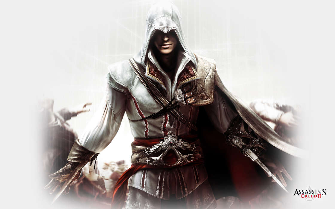 Descarga gratuita de fondo de pantalla para móvil de Juegos, Assassins Creed.