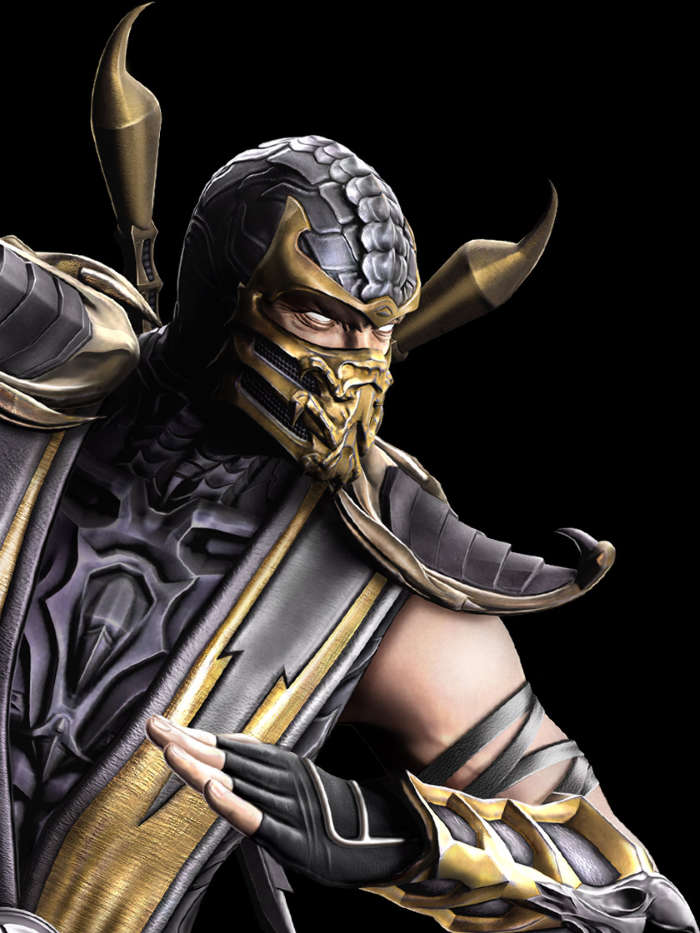 Download mobile wallpaper Games, Mortal Kombat for free.