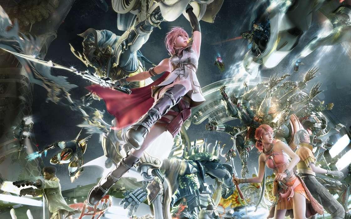 Download Bilder Für Das Handy Spiele Final Fantasy Kostenlos 26573
