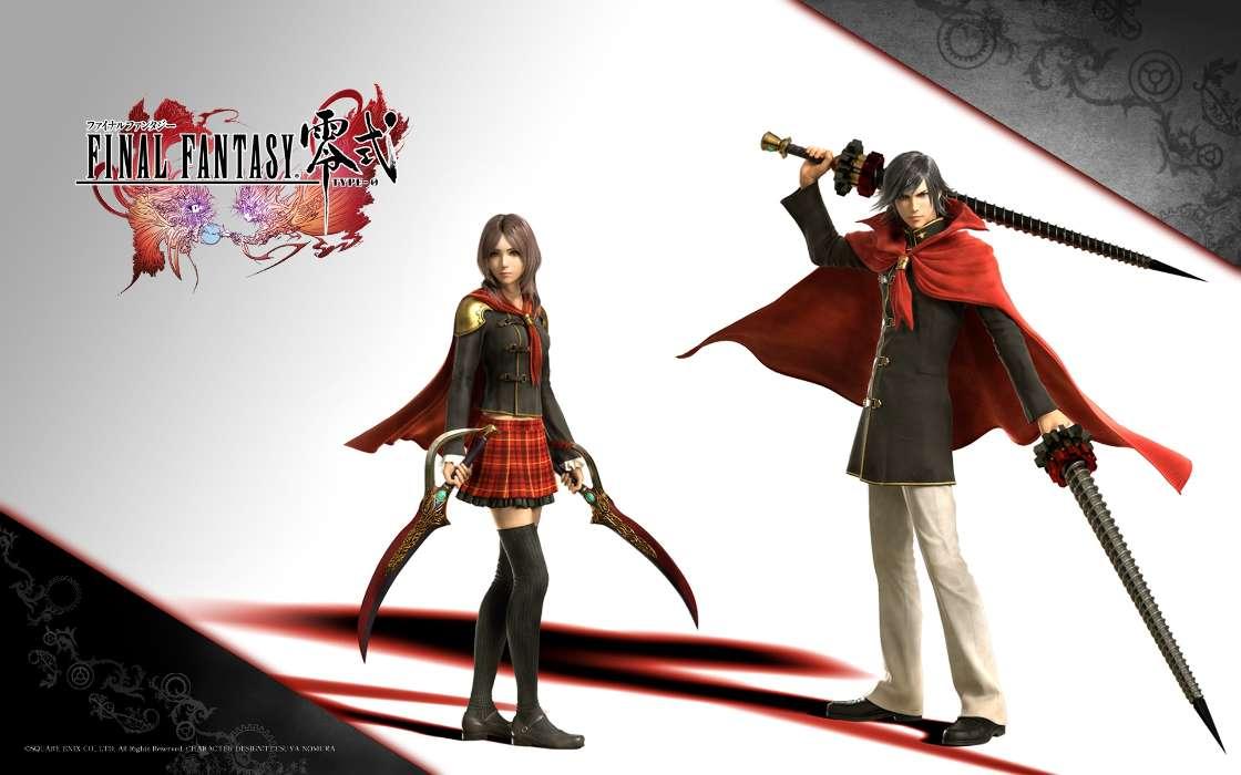 Download Bilder Für Das Handy Spiele Final Fantasy Kostenlos 26821