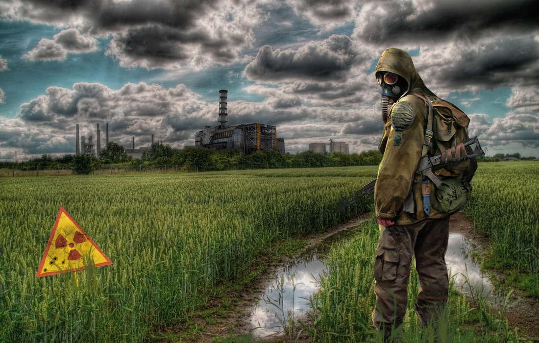 Картинки на телефон чернобыль