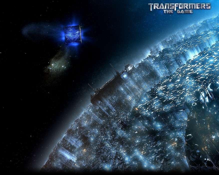 Download Bilder für das Handy: Spiele, Transformers