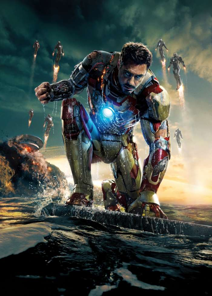 Download mobile wallpaper Cinema, People, Men, Iron Man for free.