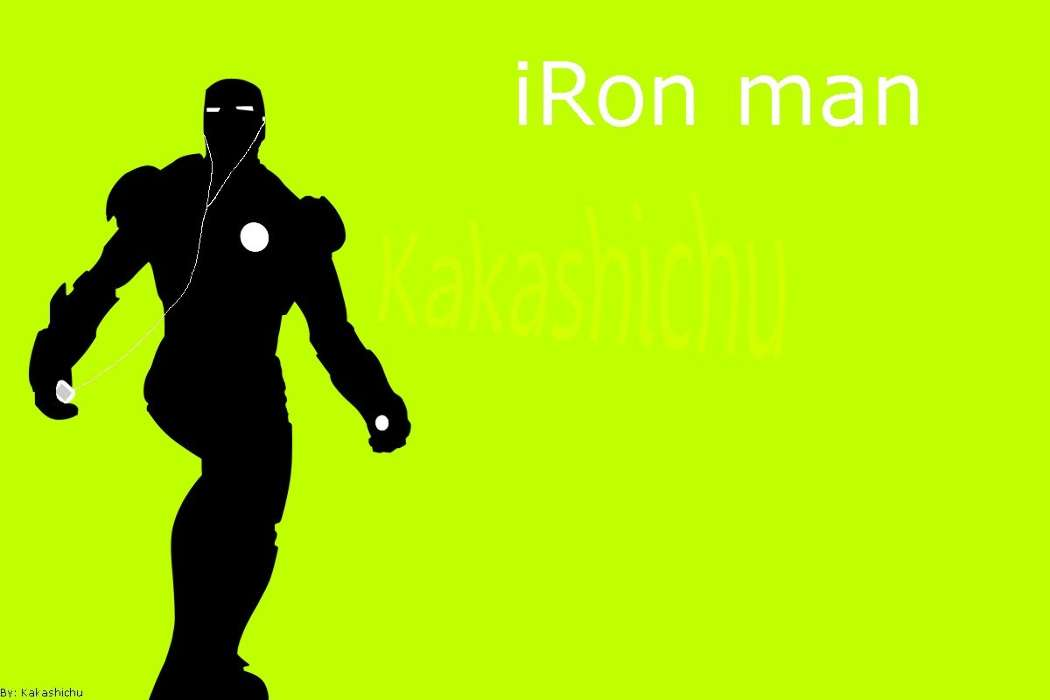 Download mobile wallpaper Funny, Music, Cinema, Iron Man for free.