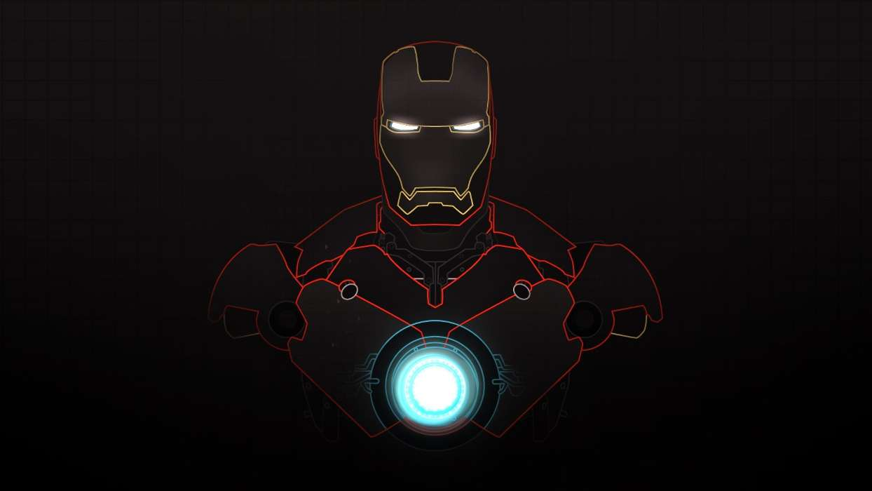 Download mobile wallpaper Cinema, Pictures, Iron Man for free.