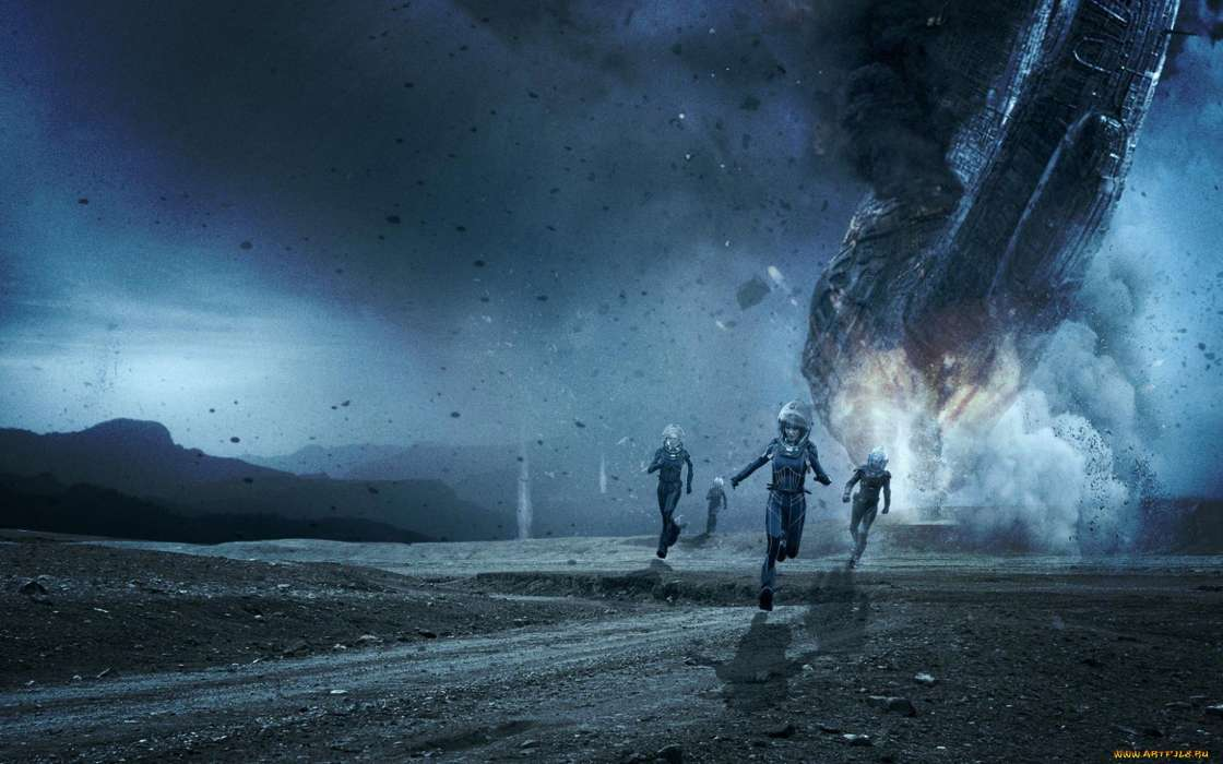 Download mobile wallpaper Cinema, Prometheus for free.