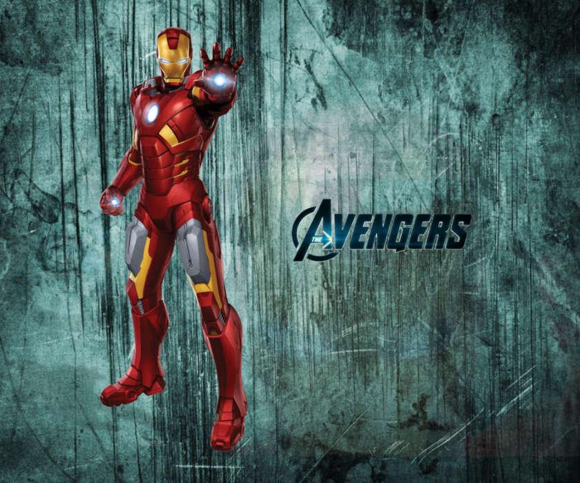 Descargar La Imagen En Teléfono: Cine, Iron Man, Los