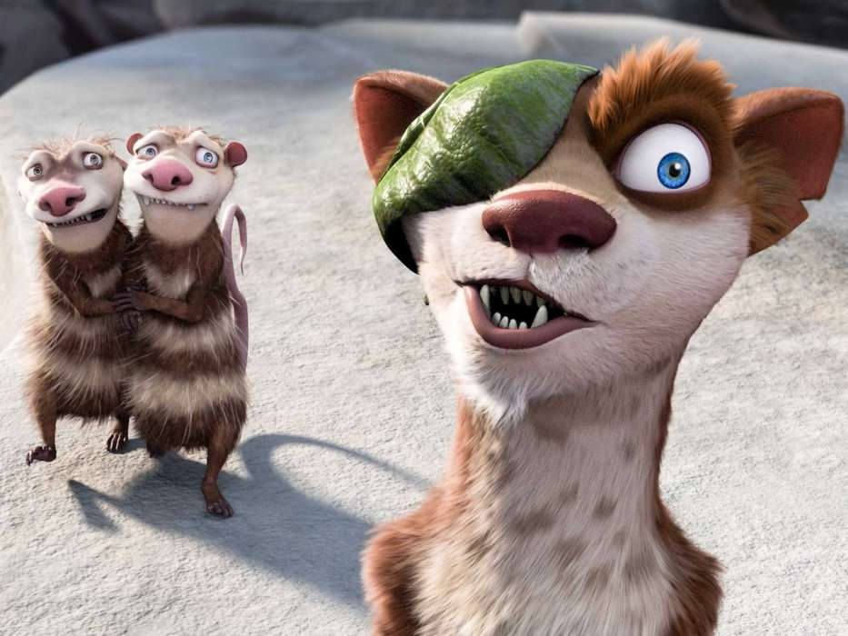 Download mobile wallpaper Cartoon, Ice Age for free.