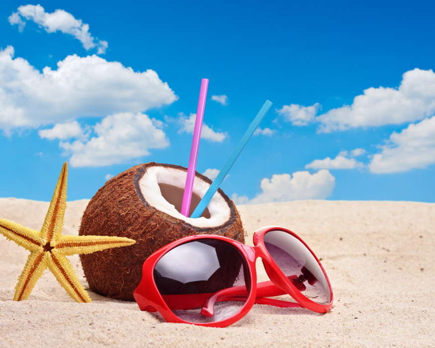 Download Bilder Für Das Handy Landschaft Strand Sommer Getränke