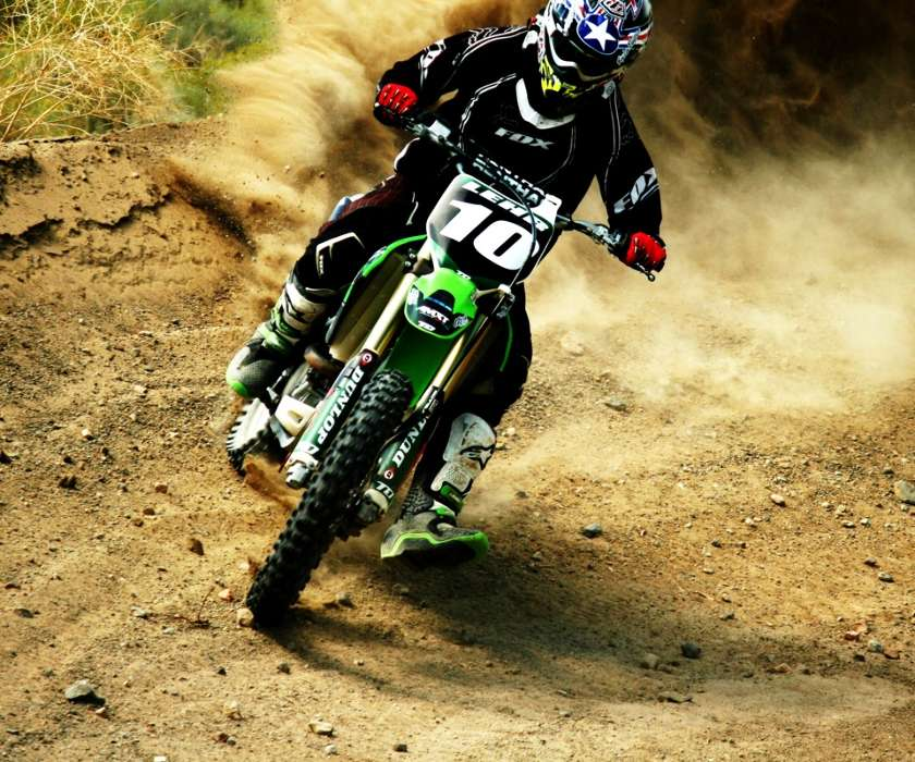 Download mobile wallpaper Sports, Motocross for free.