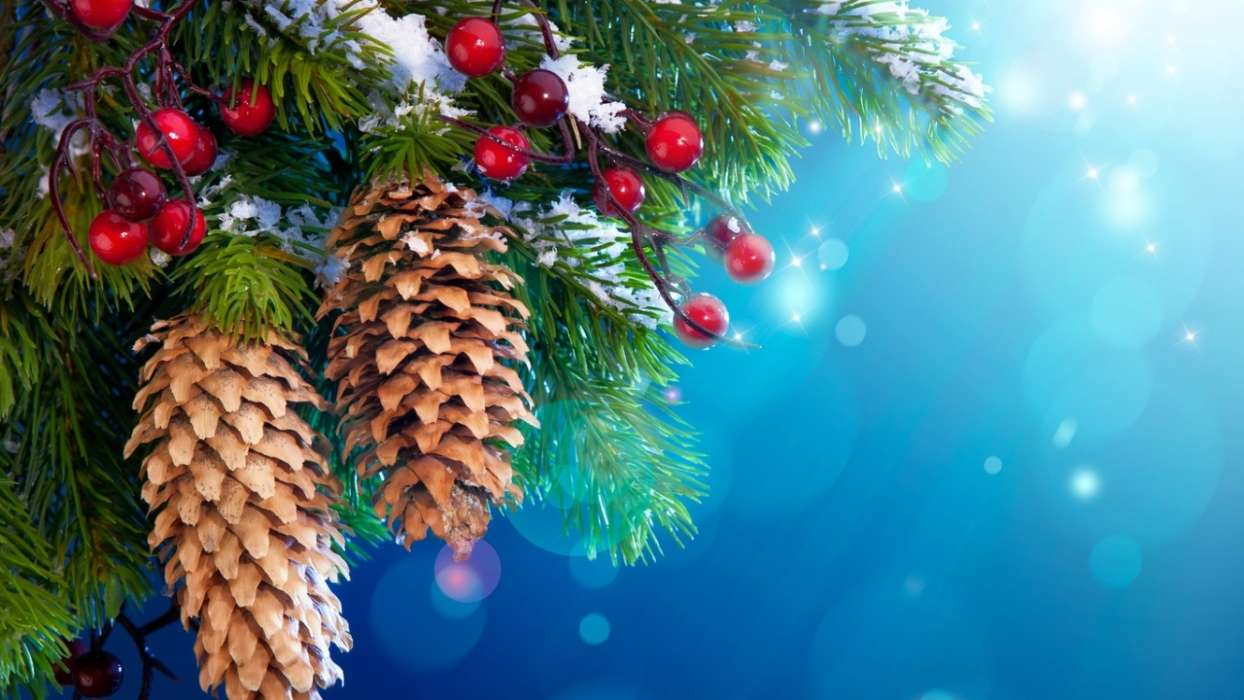 Download mobile wallpaper Holidays, New Year for free.