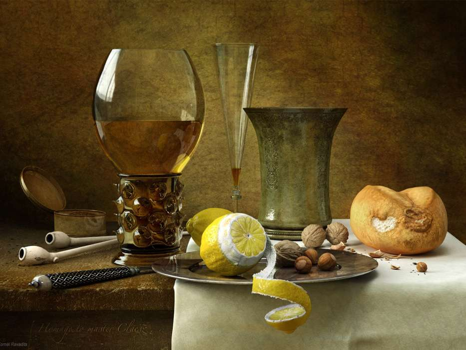 Download mobile wallpaper Objects, Still life for free.