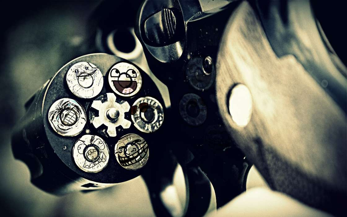Download mobile wallpaper Objects, Weapon for free.