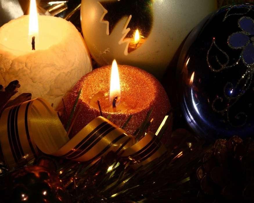 красивые картинки новогодних свечей сами казашки такими