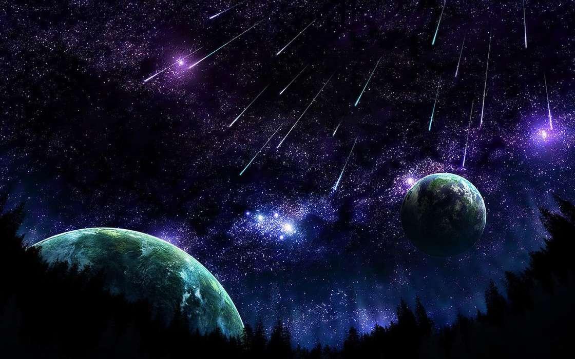 Крутые картинки планет
