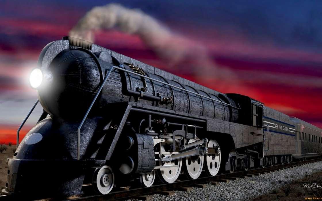 Скорбим картинки поезд