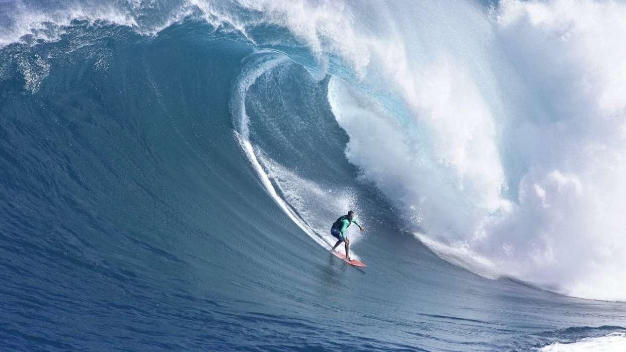 イメージを携帯電話にダウンロード スポーツ 波 サーフィン 無料