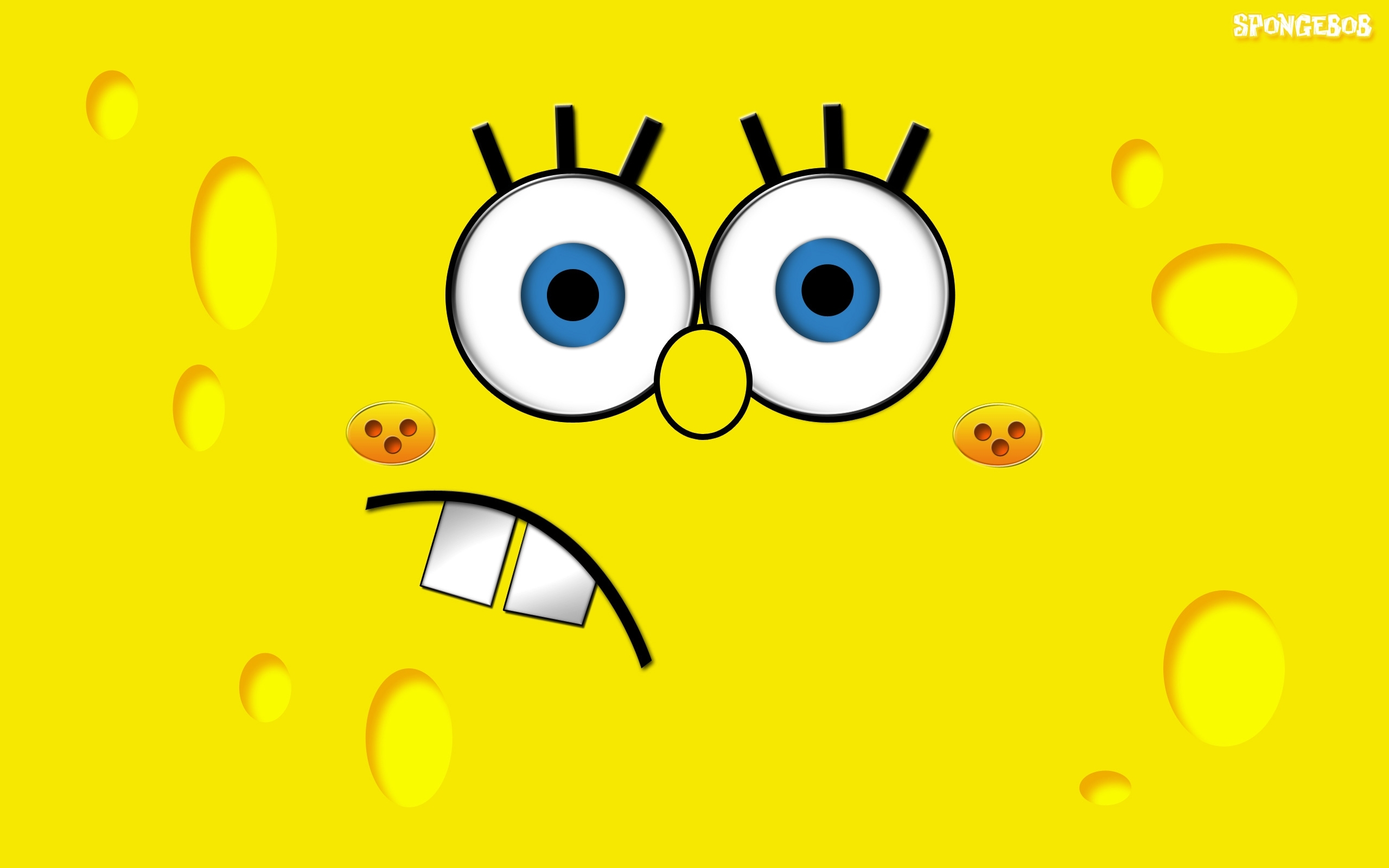 Download mobile wallpaper Cartoon, Sponge Bob for free.
